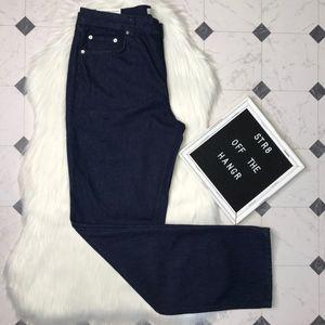 NWOT Zara Premium Denim straight leg jeans size 10